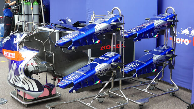 Toro Rosso - Formel 1  - GP Monaco - 21. Mai 2019