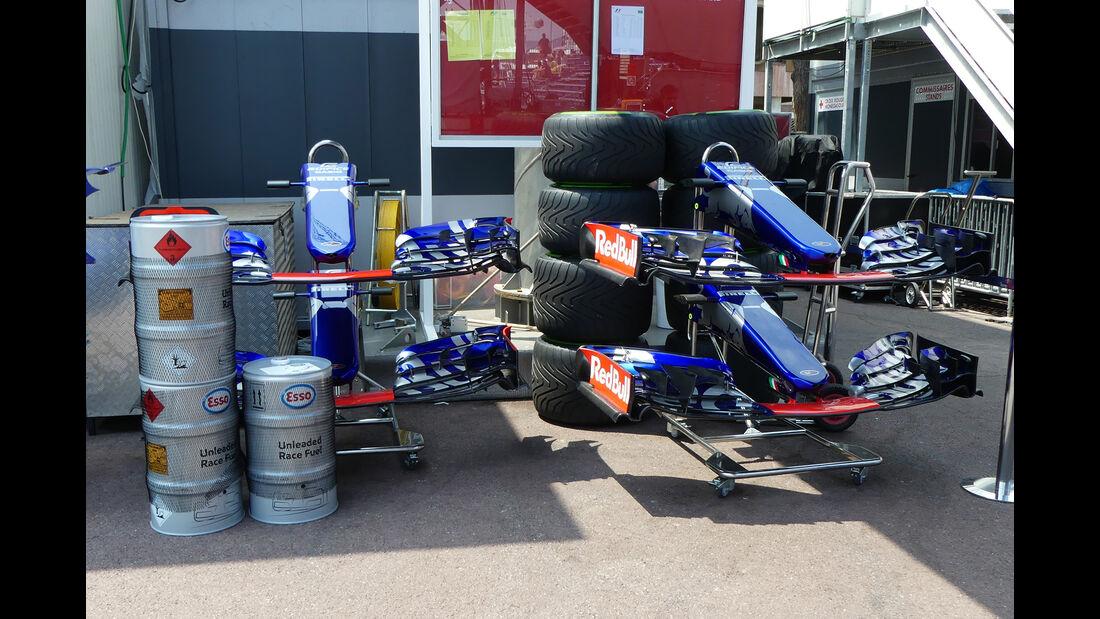Toro Rosso - Formel 1 - GP Monaco - 26. Mai 2017