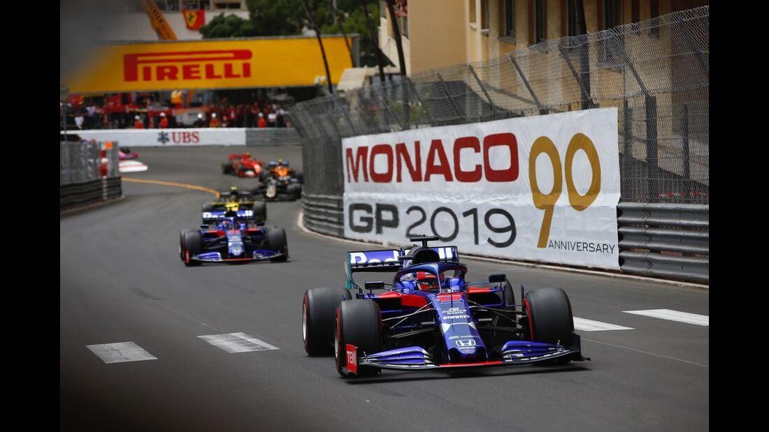 Toro Rosso - Formel 1 - GP Monaco - 26. Mai 2019