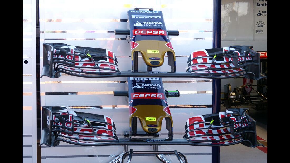 Toro Rosso - Formel 1 - GP Monaco - Freitag - 22. Mai 2015