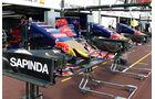 Toro Rosso  - Formel 1 - GP Monaco - Mittwoch - 20. Mai 2015
