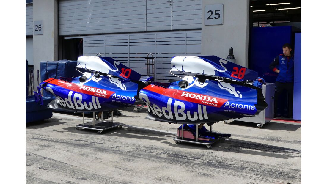 Toro Rosso - Formel 1 - GP Österreich - 27. Juni 2018