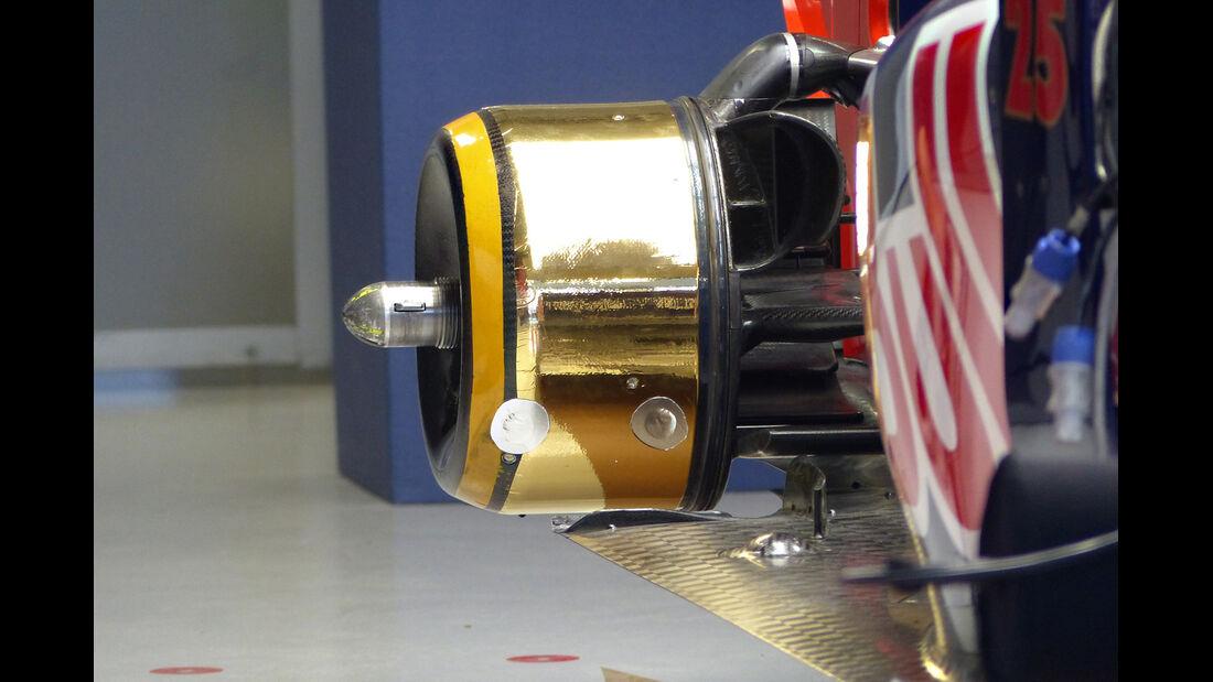Toro Rosso - Formel 1 - GP Russland - 10. Oktober 2014