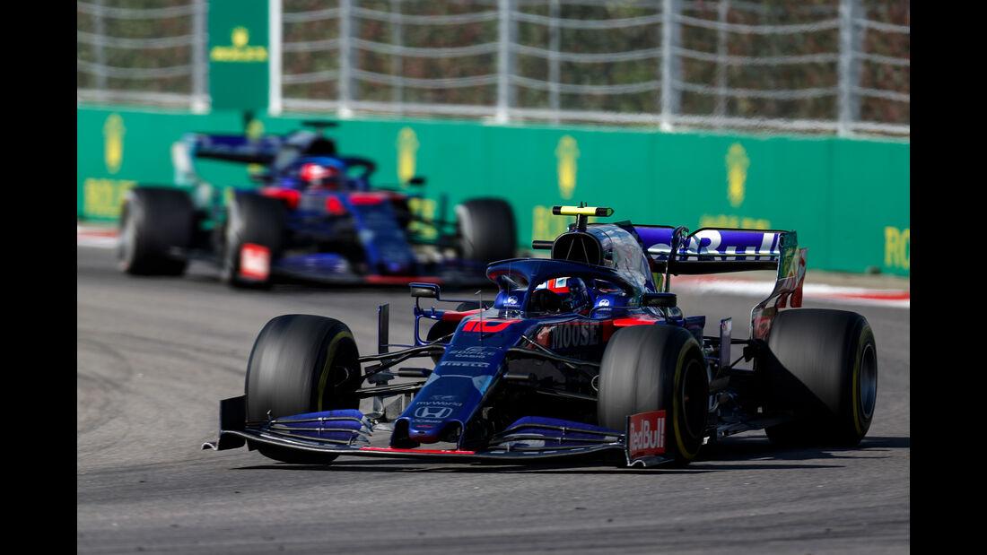 Toro Rosso - Formel 1 - GP Russland 2019