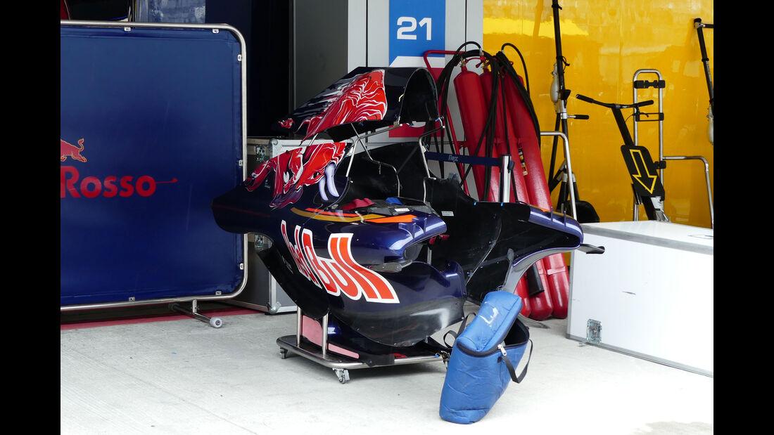Toro Rosso  - Formel 1 - GP Russland - 27. April 2016