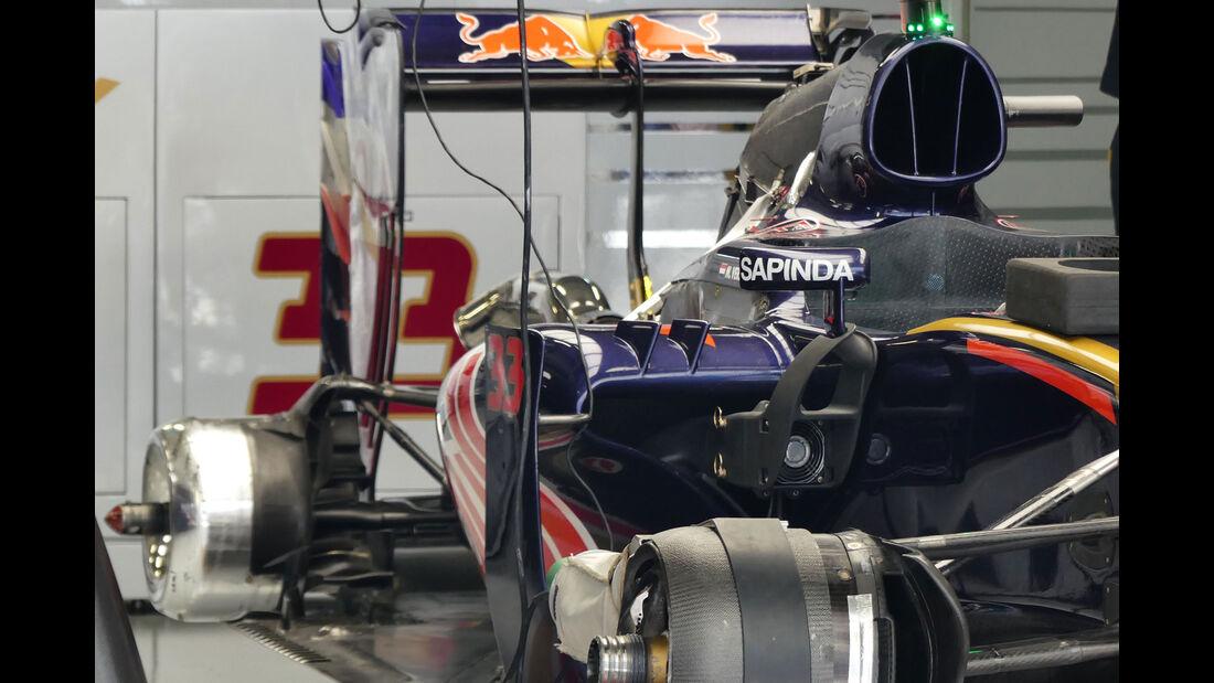 Toro Rosso - Formel 1 - GP Russland - 29. April 2016