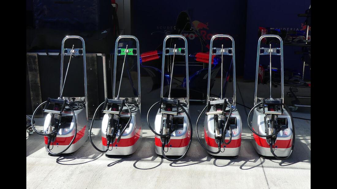 Toro Rosso - Formel 1 - GP Russland - Sotschi - 26. April 2017