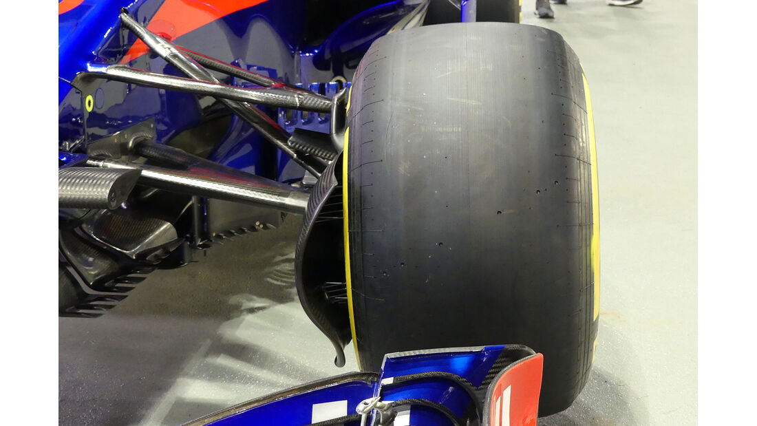 Toro Rosso - Formel 1 - GP Singapur - 13. September 2018