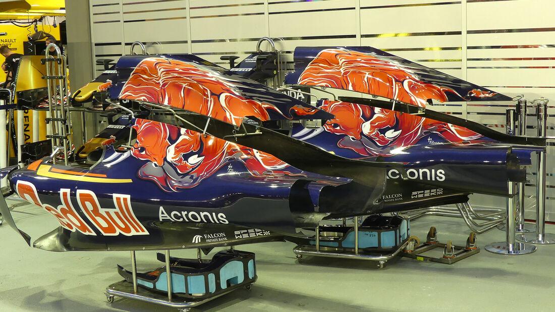 Toro Rosso - Formel 1 - GP Singapur - 14. September 2016