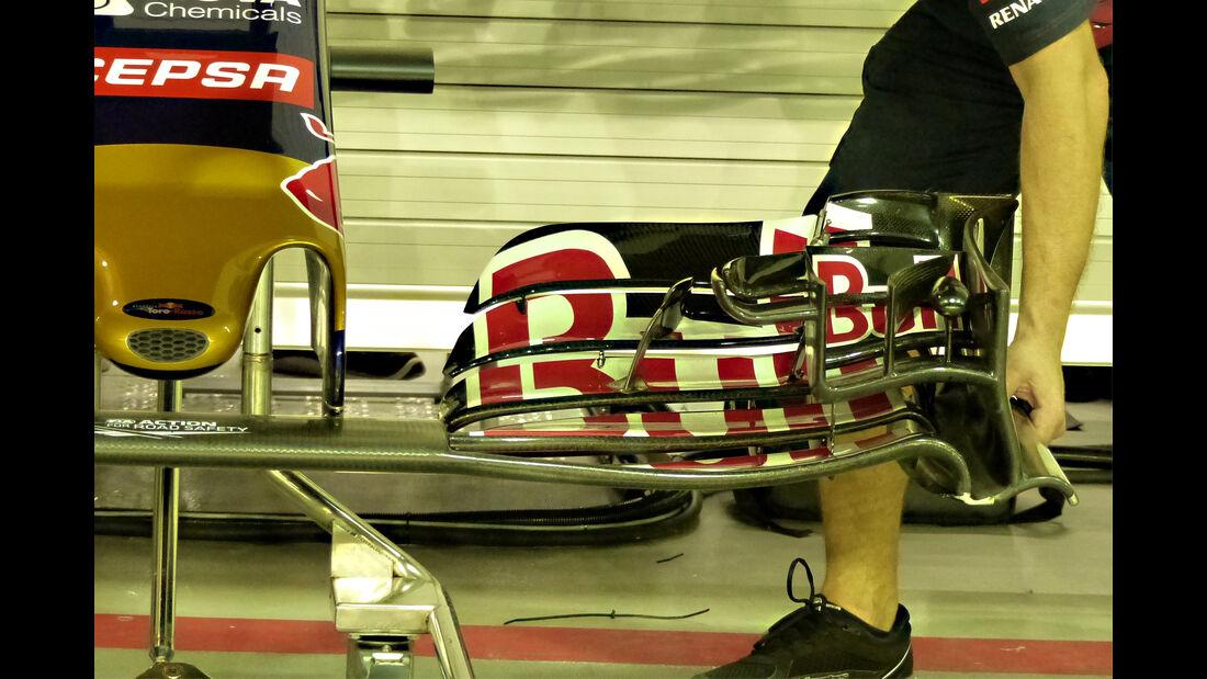 Toro Rosso - Formel 1 - GP Singapur - 17. September 2015