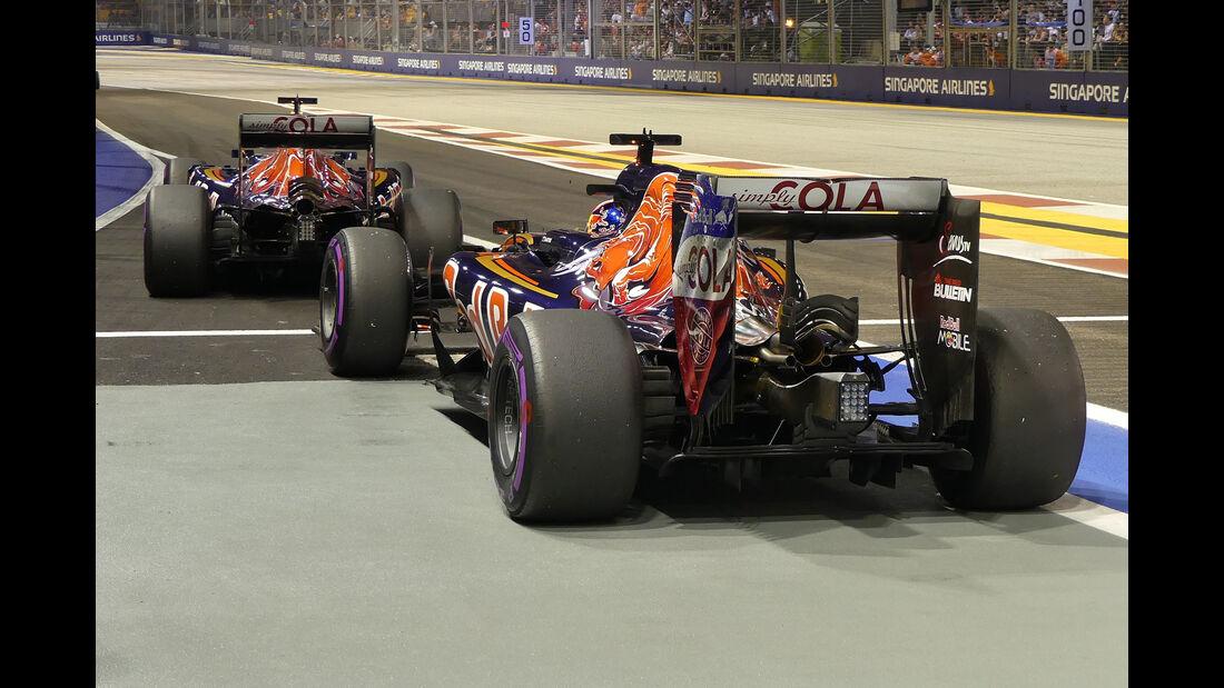 Toro Rosso - Formel 1 - GP Singapur - 2016