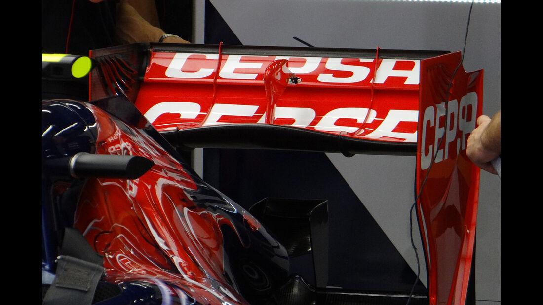 Toro Rosso - Formel 1 - GP Singapur - 21. September 2013