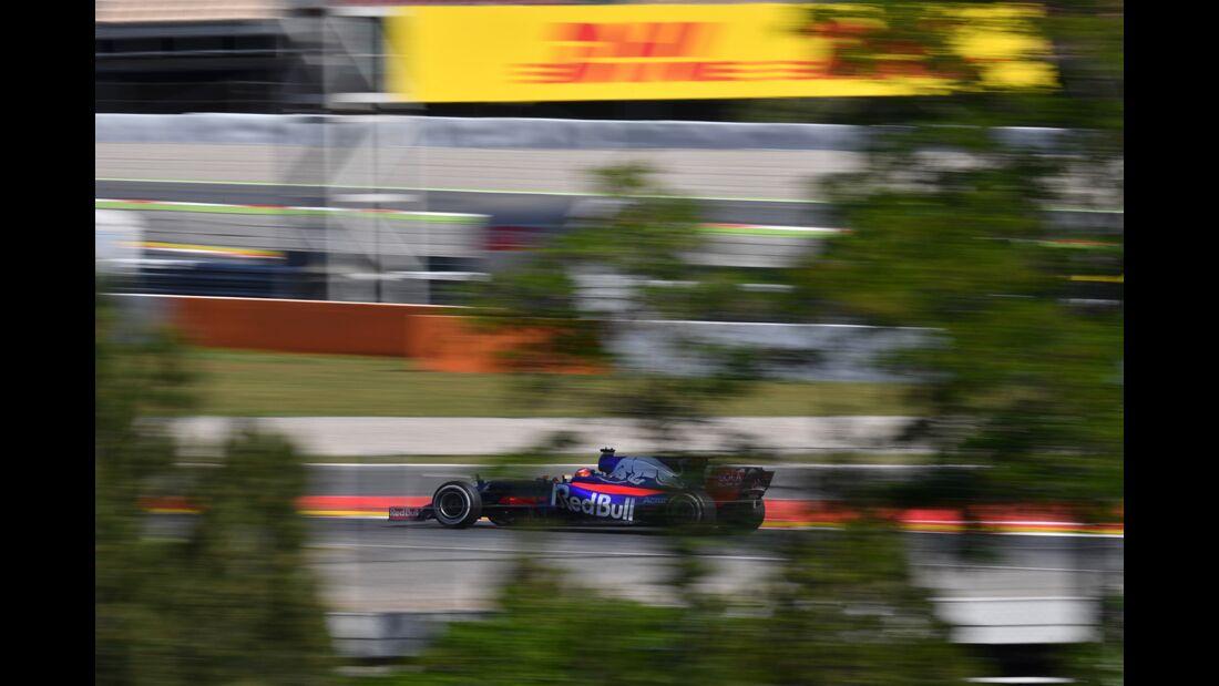 Toro Rosso - Formel 1 - GP Spanien - 12. Mai 2017