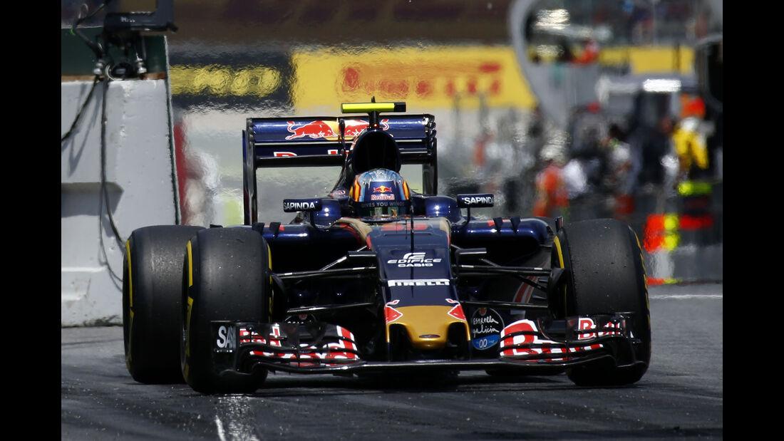 Toro Rosso - Formel 1 - GP Spanien 2016