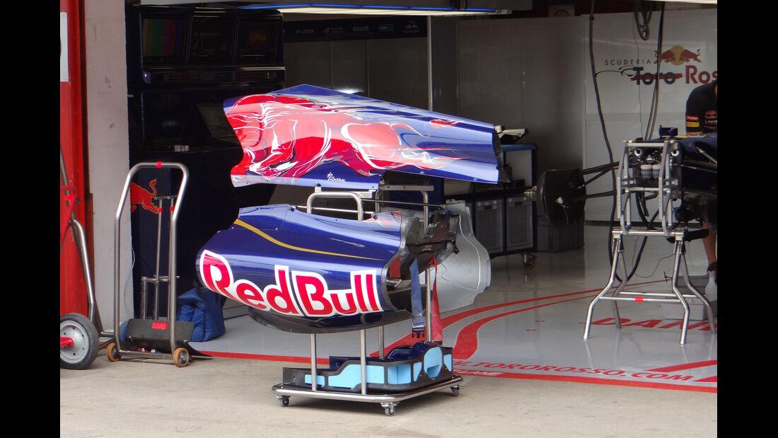 Toro Rosso - Formel 1 - GP Spanien - 9. Mai 2013