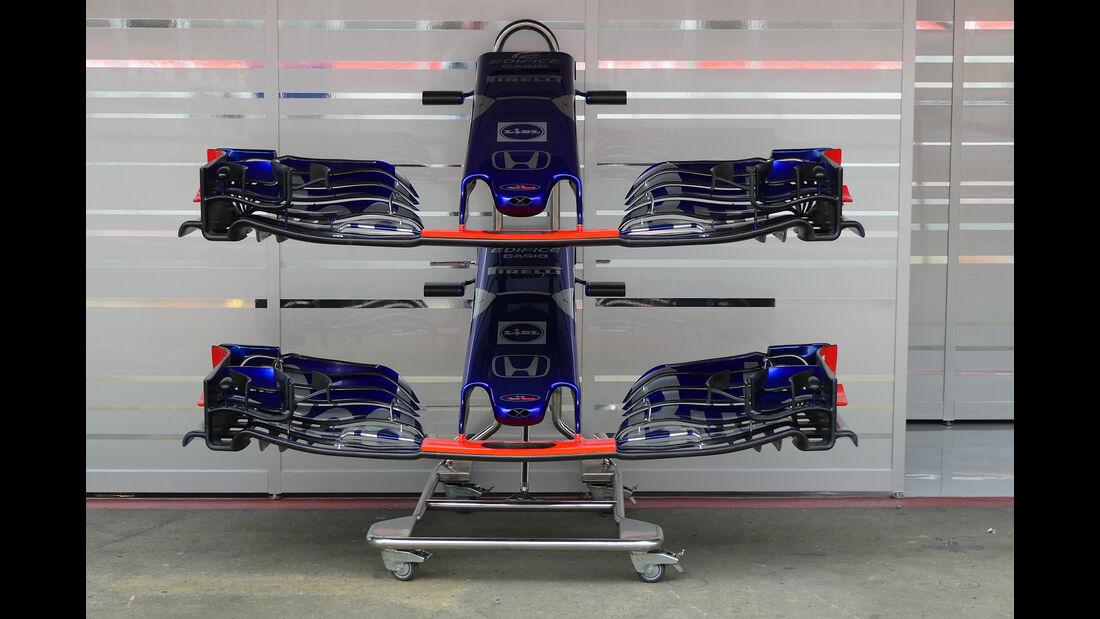 Toro Rosso - Formel 1 - GP Spanien - Barcelona - 9. Mai 2018