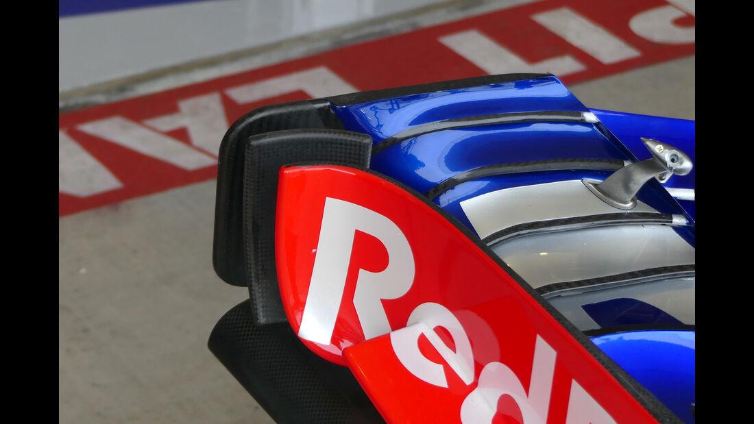Toro Rosso - Formel 1 - GP USA - 19. Oktober 2018