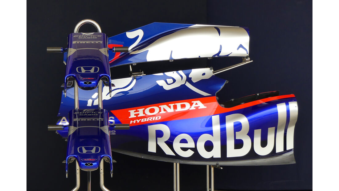 Toro Rosso - Formel 1 - GP USA - Austin  - 17. Oktober 2018