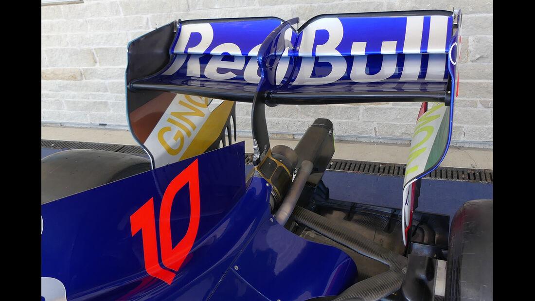 Toro Rosso - Formel 1 - GP USA - Austin - 31. Oktober 2019