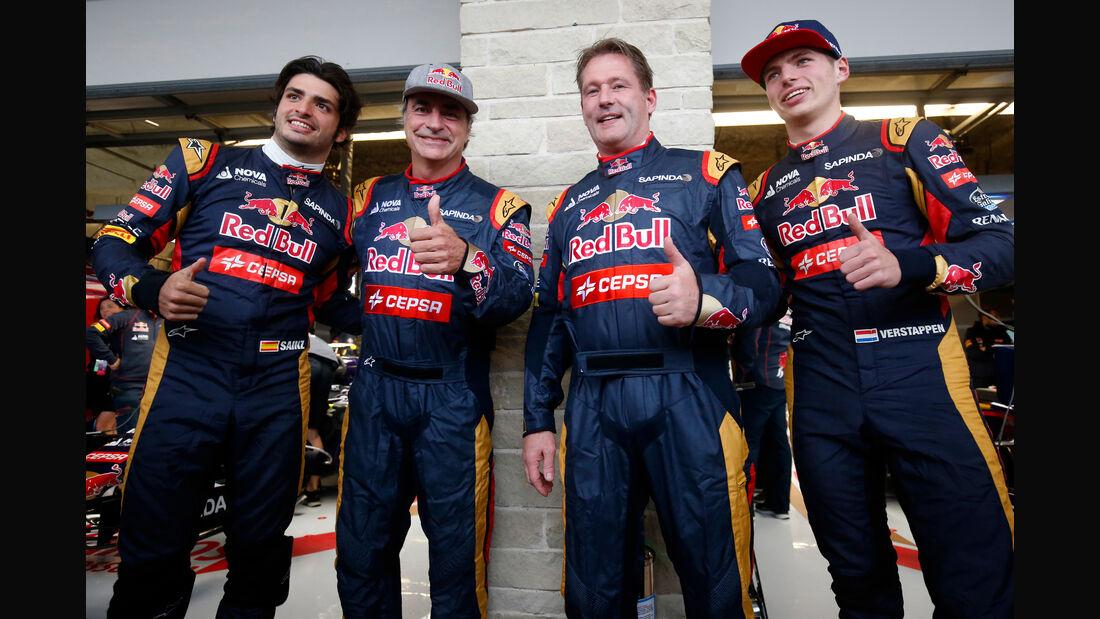 Toro Rosso - Formel 1 - GP USA - Austin - Formel 1 - 24. Oktober 2015