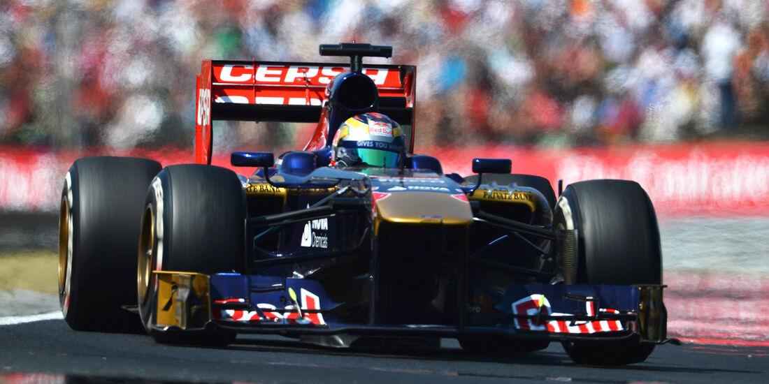 Toro Rosso - Formel 1 - GP Ungarn 2013