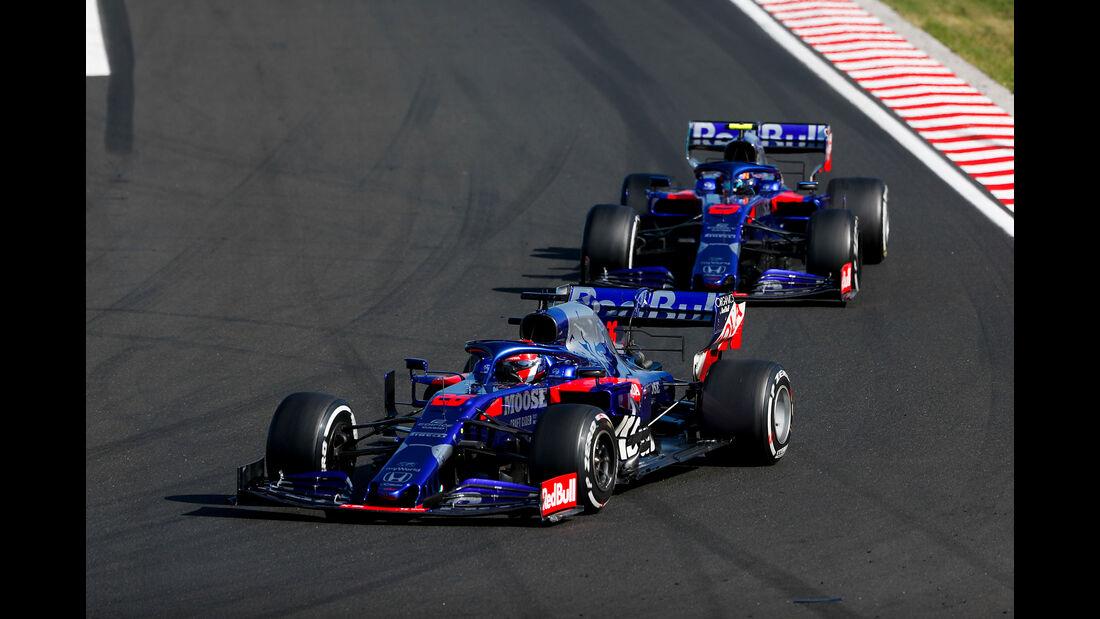 Toro Rosso - Formel 1 - GP Ungarn 2019
