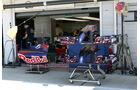 Toro Rosso - Formel 1 - GP Ungarn - 24. Juli 2014