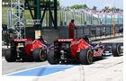 Toro Rosso - Formel 1 - GP Ungarn - 26. Juli 2014