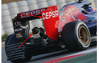 Toro Rosso - Formel 1-Technik - Barcelona-Test 2 - F1 2015