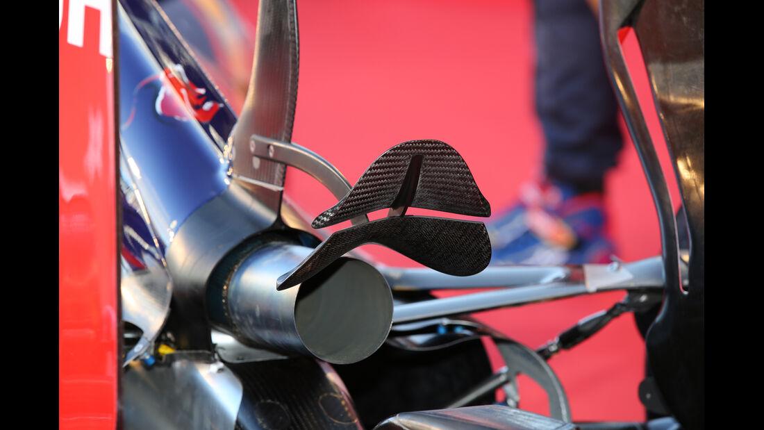 Toro Rosso - Formel 1-Technik - F1-Test - Jerez - 2015
