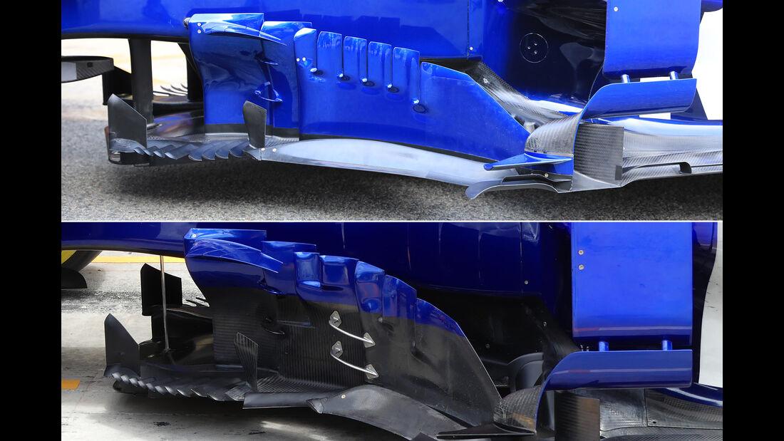 Toro Rosso - Formel 1 - Technik - GP Australien / GP Bahrain 2019