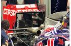 Toro Rosso - Formel 1 - Test - Bahrain - 21. Februar 2014