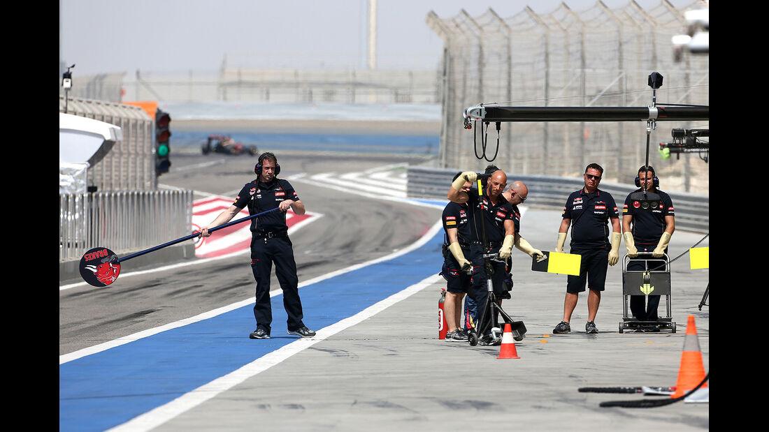 Toro Rosso - Formel 1 - Test - Bahrain - 27. Februar 2014