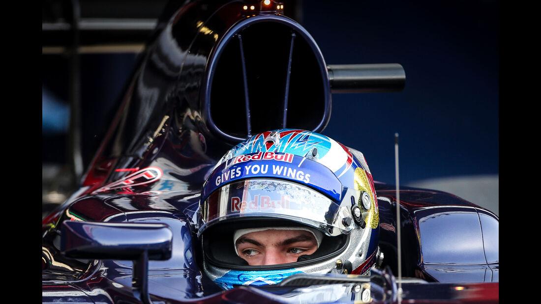 Toro Rosso - Formel 1-Test - Barcelona