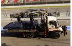 Toro Rosso - Formel 1-Test - Barcelona - 20. Februar 2015