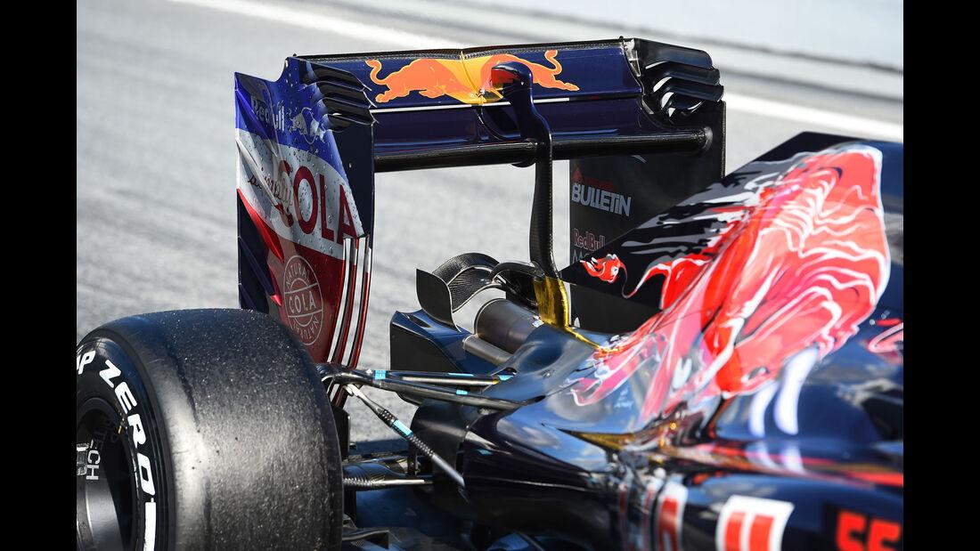 Toro Rosso - Formel 1-Test - Barcelona - 4. März 2016