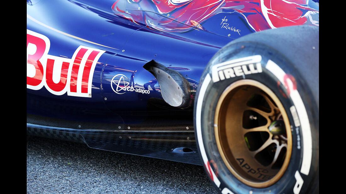 Toro Rosso, Formel 1-Test, Jerez, 7.2.2013