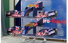 Toro Rosso Frontflügel - Formel 1 - GP Australien - 12. März 2014