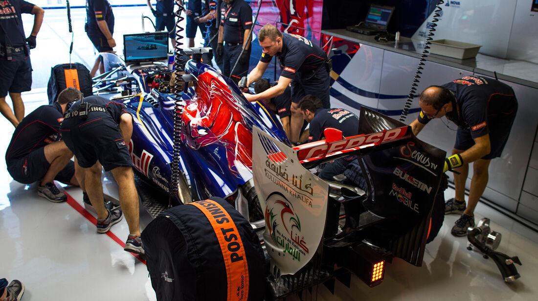Toro Rosso - GP Abu Dhabi 2013