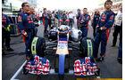 Toro Rosso - GP Abu Dhabi 2014
