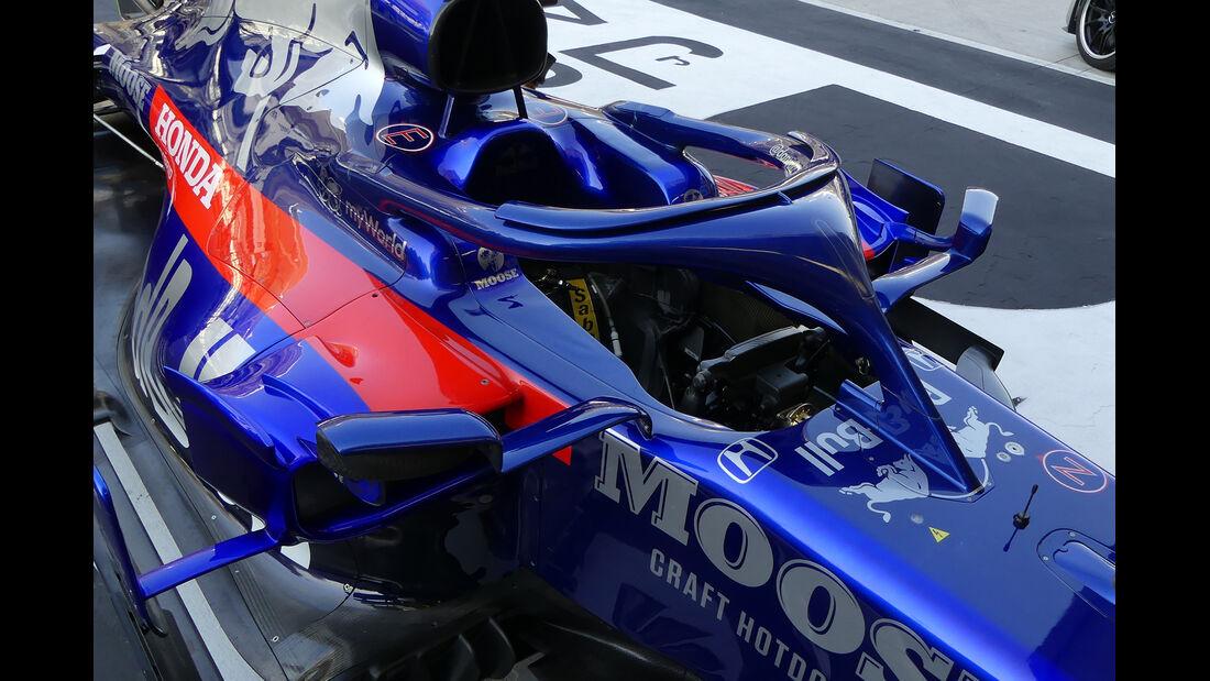 Toro Rosso - GP Abu Dhabi - Formel 1 - Donnerstag - 28.11.2019