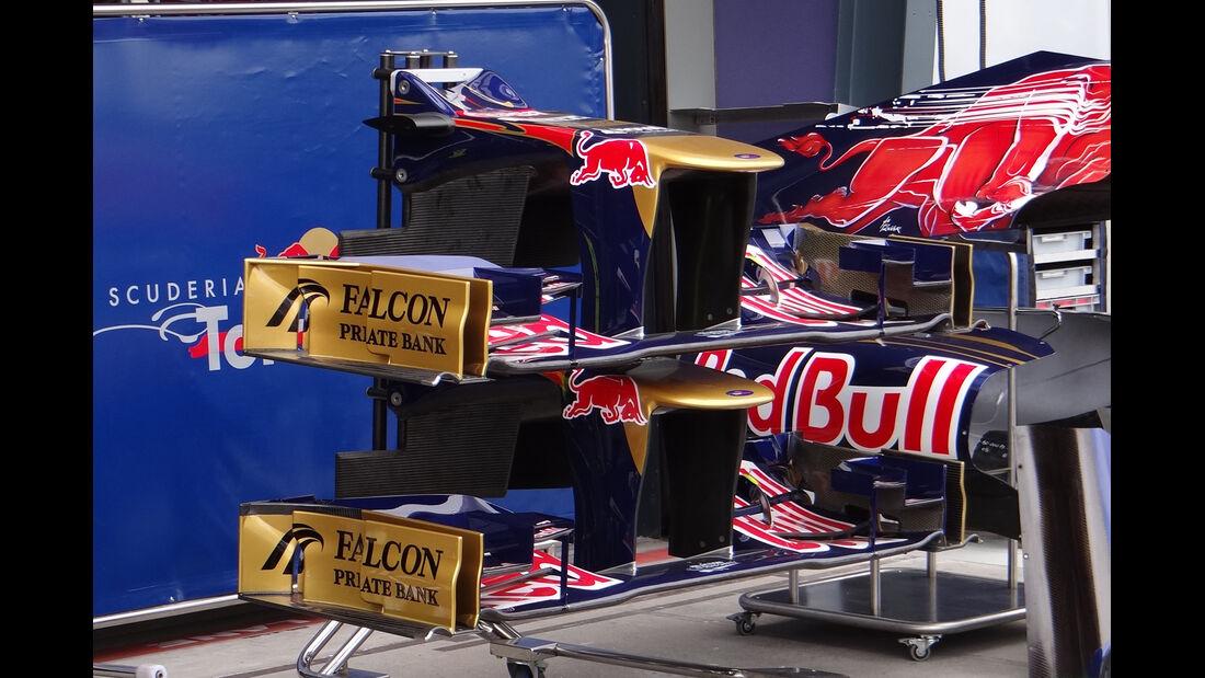 Toro Rosso - GP Australien - 14. März 2012