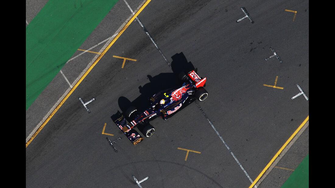 Toro Rosso GP Australien 2012