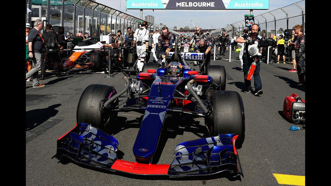 Toro Rosso - GP Australien 2017