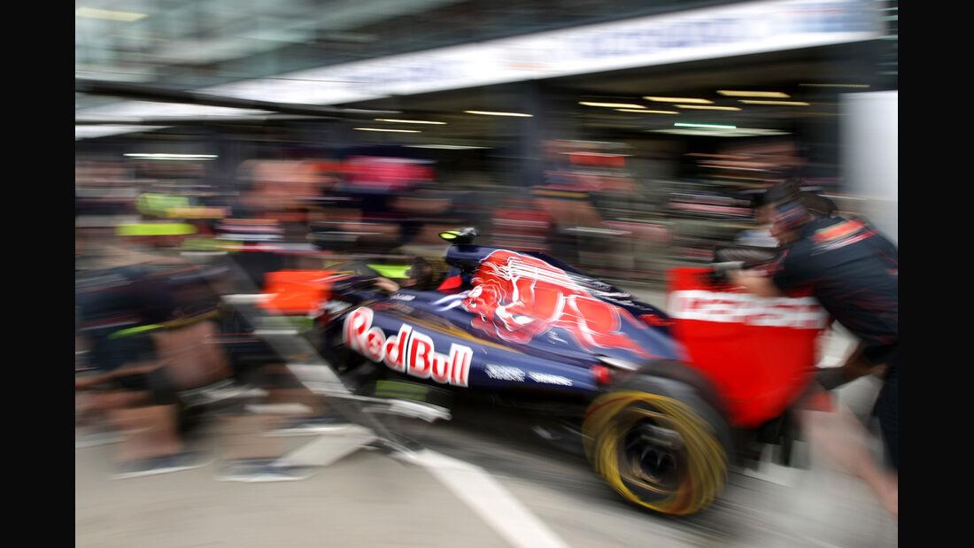 Toro Rosso - GP Australien - Melbourne - 16. März 2012