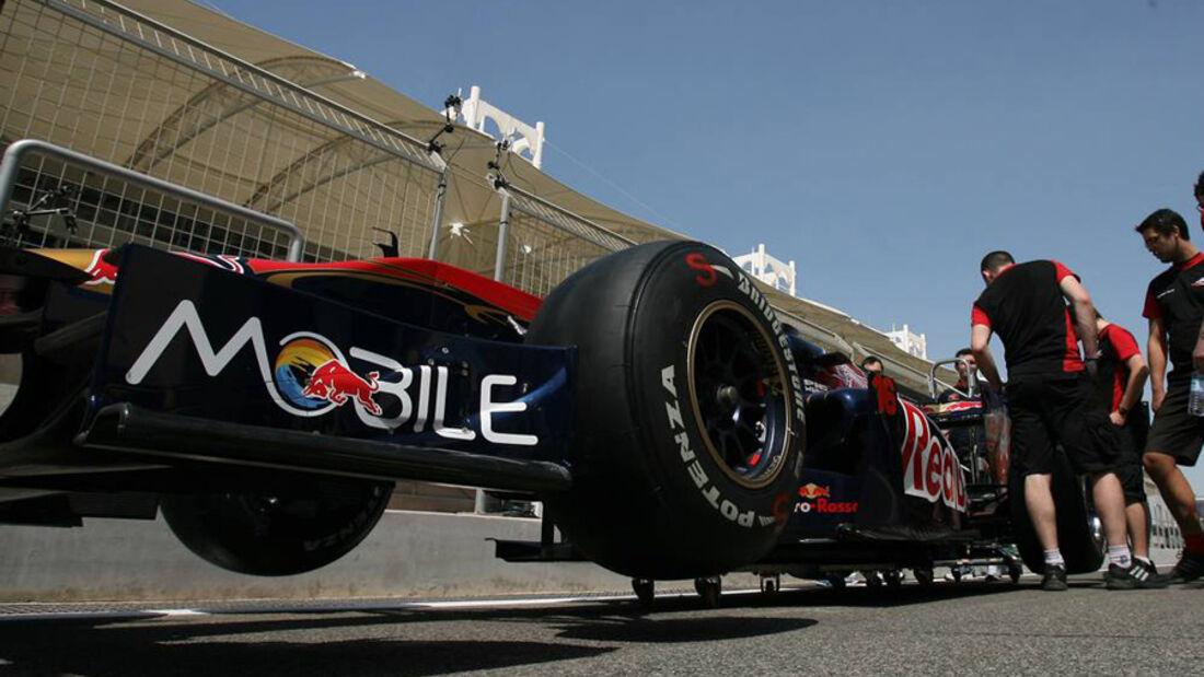 Toro Rosso GP Bahrain 2010