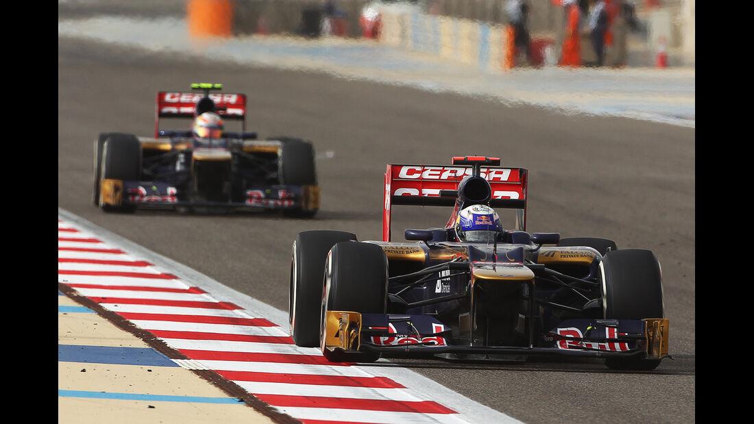 Toro Rosso GP Bahrain 2012