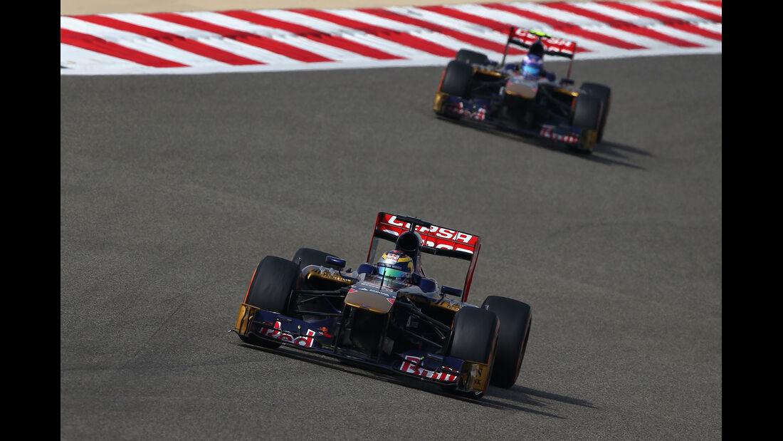 Toro Rosso GP Bahrain 2013