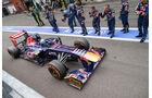 Toro Rosso - GP Belgien 2013
