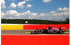 Toro Rosso - GP Belgien 2015